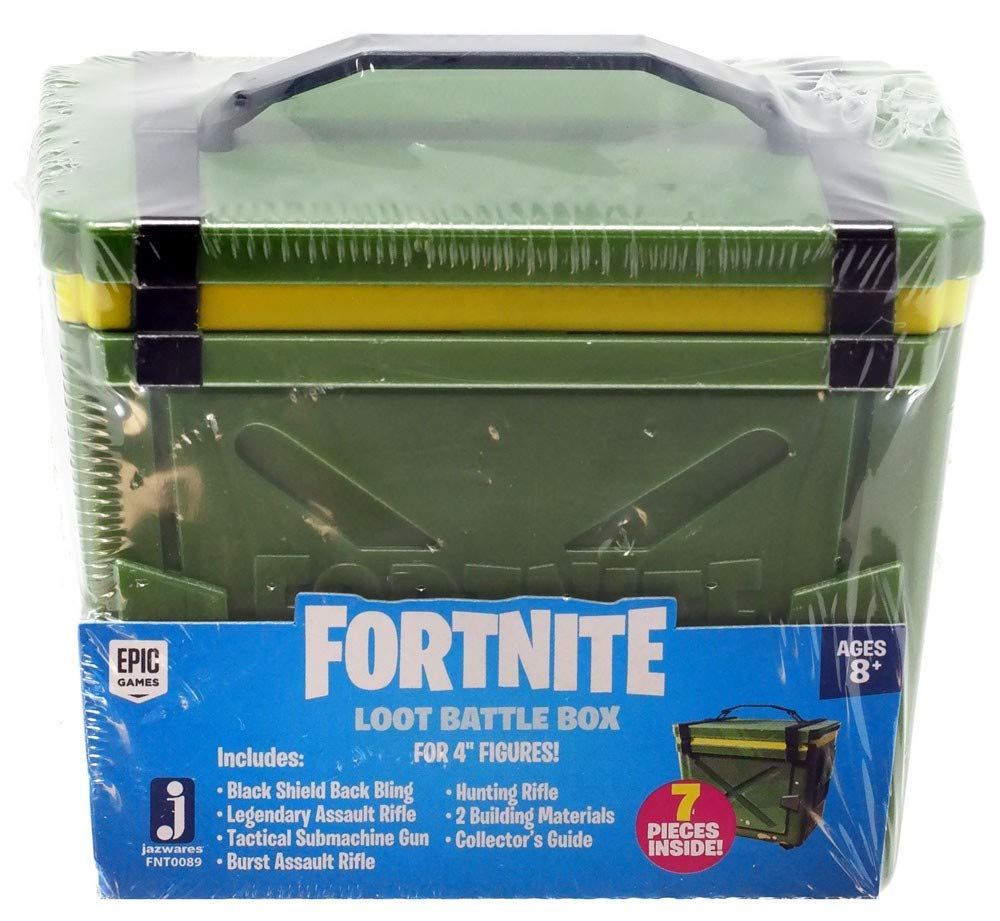 Fortnite Loot Battle Box - Assortment E | Spellbound Games
