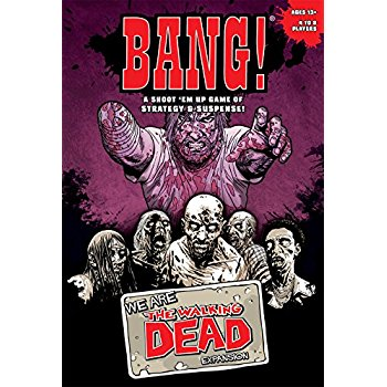 Bang! We Are The Walking Dead | Spellbound Games