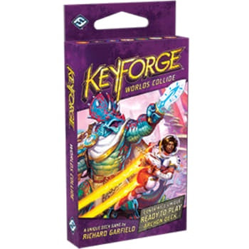 KeyForge - Worlds Collide Archons Deck | Spellbound Games