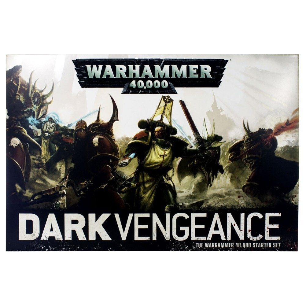 Dark Vengeance | Spellbound Games