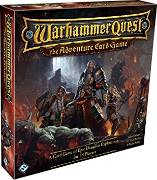 Warhammer Quest: The Adventure Card Game | Spellbound Games