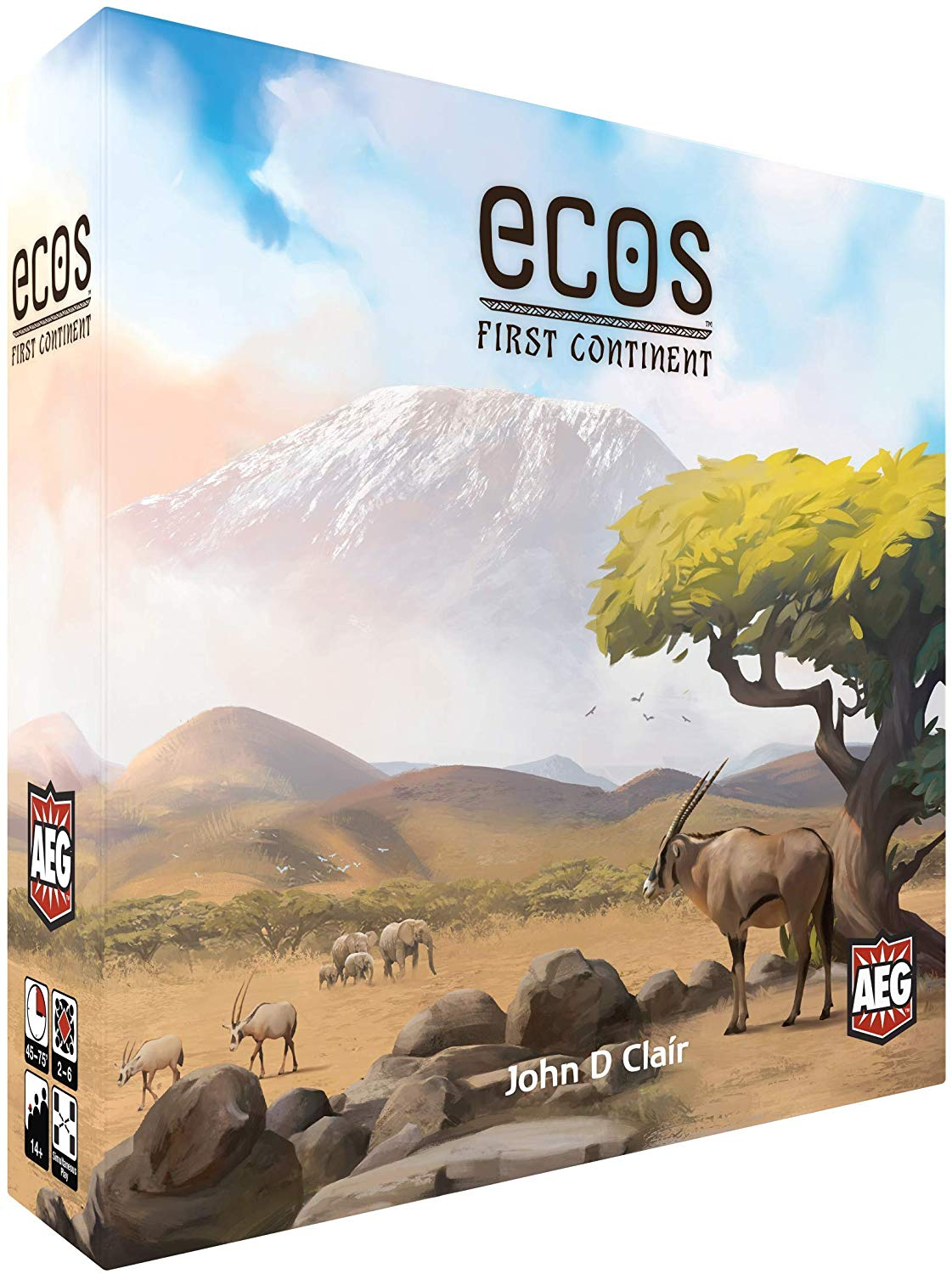 Ecos The First Continent | Spellbound Games
