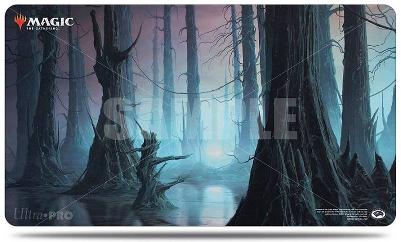 Magic Unstable Swamp Playmat | Spellbound Games