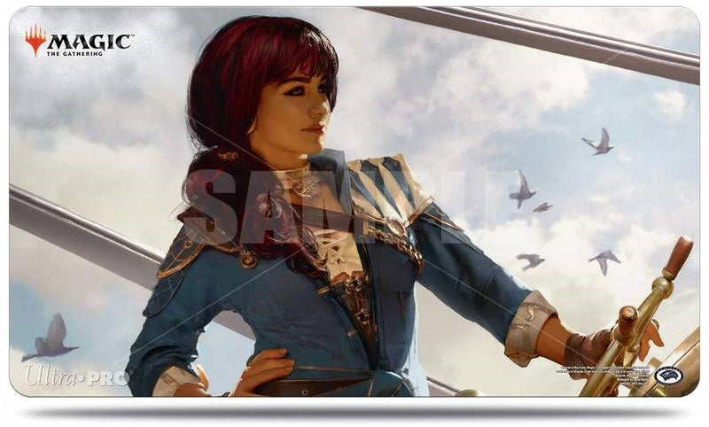 Dominaria Jhoira, Weatherlight Captain Playmat | Spellbound Games