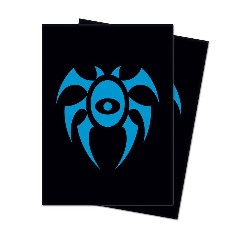 Guilds of Ravnica Sleeves - House Dimir | Spellbound Games
