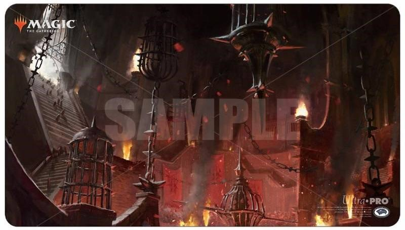 Blood Crypt Playmat | Spellbound Games
