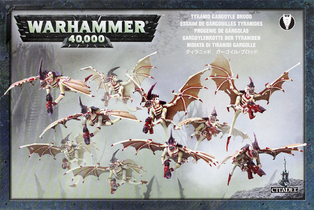 Tyranid Gargoyle Brood | Spellbound Games