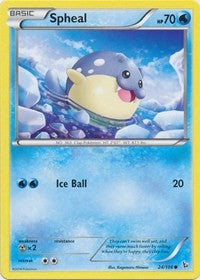 Spheal (24) [XY - Flashfire] | Spellbound Games