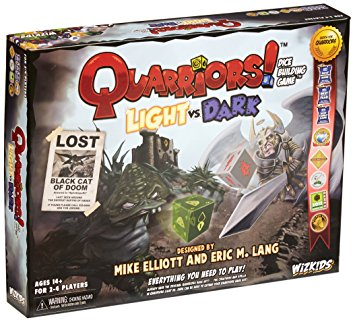 Quarriors! Light vs. Dark | Spellbound Games