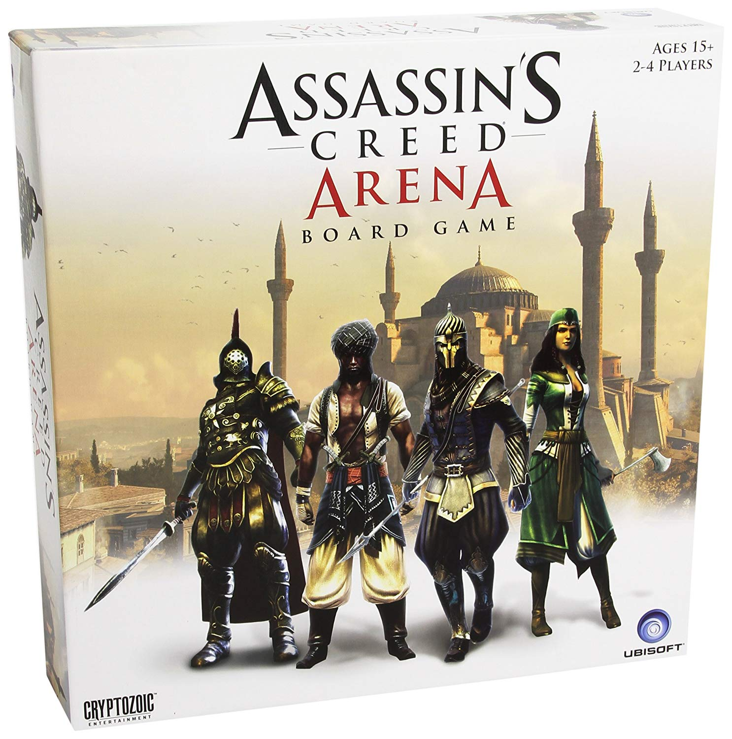 Assassins Creed Arena Board Game | Spellbound Games