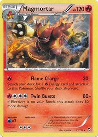 Magmortar (11) [XY - Furious Fists] | Spellbound Games