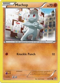 Machop (44) [XY - Furious Fists] | Spellbound Games