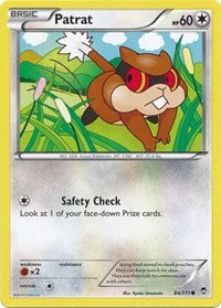 Patrat (84) [XY - Furious Fists] | Spellbound Games