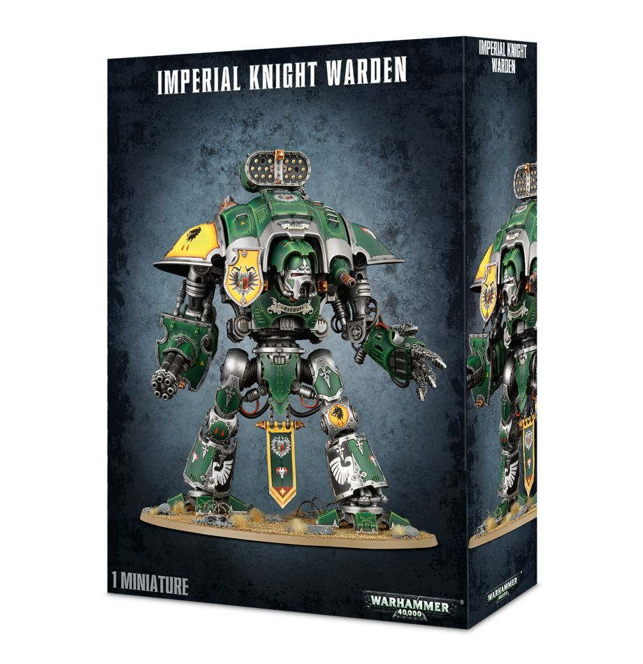 Imperial Knight Warden  | My Pop Culture | New Zealand