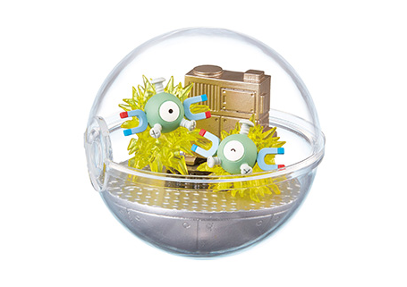 Pokemon Terrarium Collection - Coil | Spellbound Games