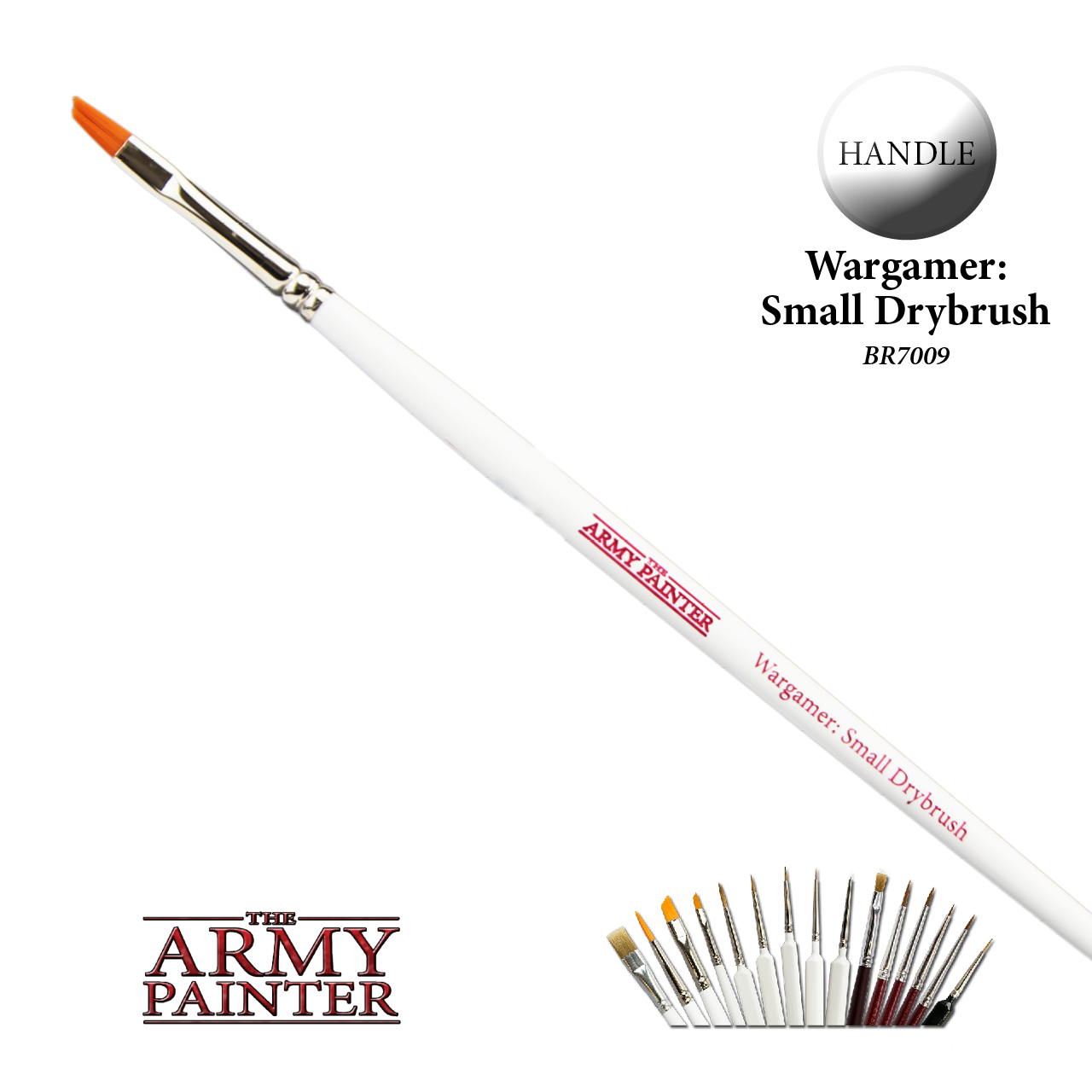 Army Painter Small Dry Brush | Spellbound Games
