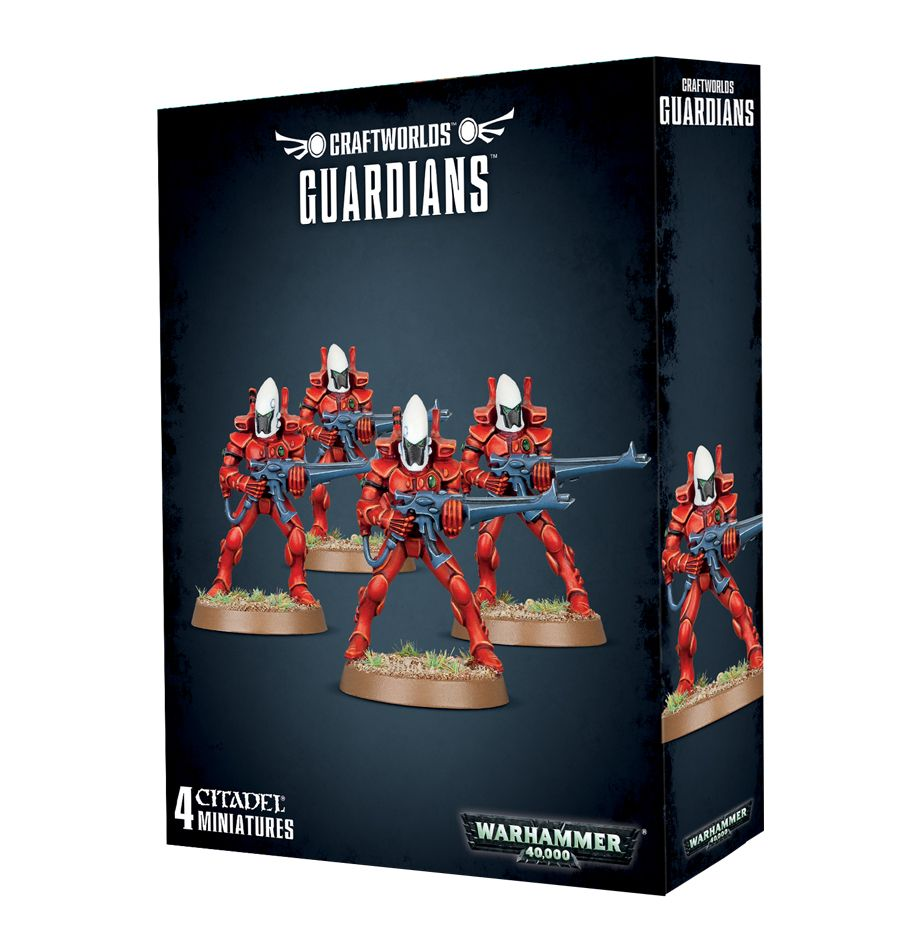 Craftworlds Guardians | Spellbound Games