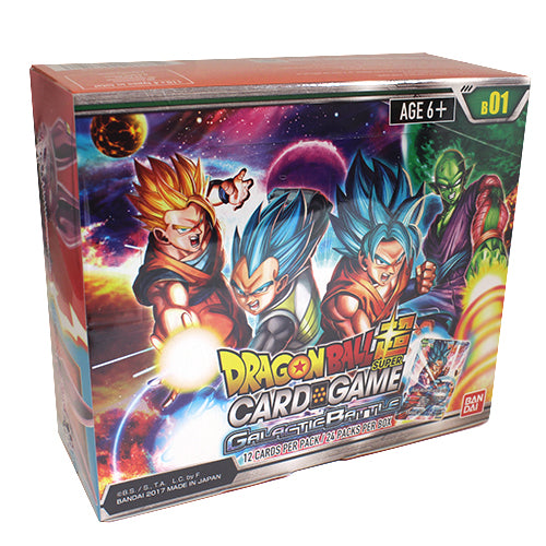 Galactic Battle Booster Box | Cascade Games | New Zealand
