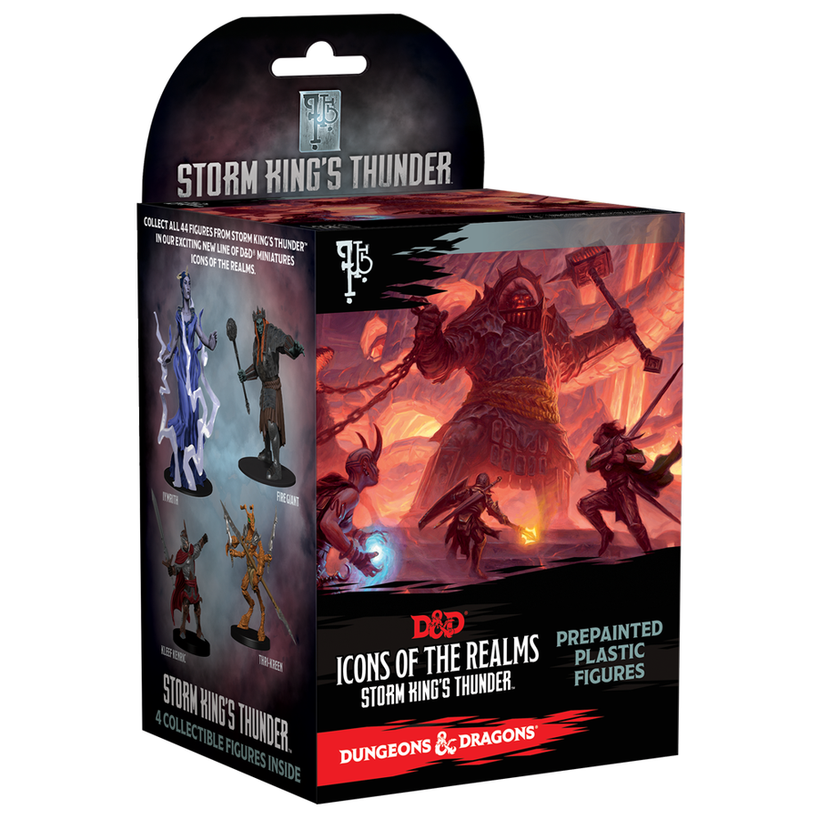 Icons Of The Realms Storm King's Thunder Booster | Spellbound Games