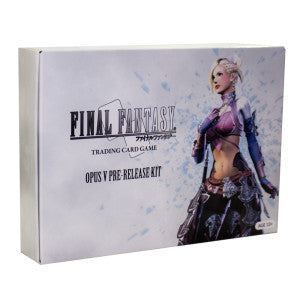 Final Fantasy Opus V Prerelease Kit | Spellbound Games