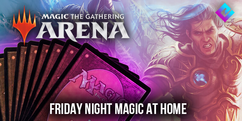 Spellbound Games Friday Night Magic on Arena (April 3rd) Win a Prerelease | Spellbound Games