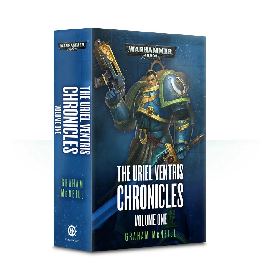 The Uriel Ventris Chronicles: Volume One (Paperback) | Spellbound Games