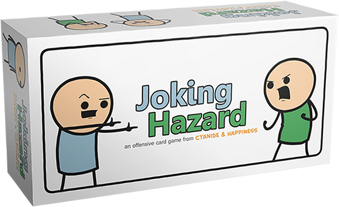 Joking Hazard by Cyanide & Happiness | Spellbound Games