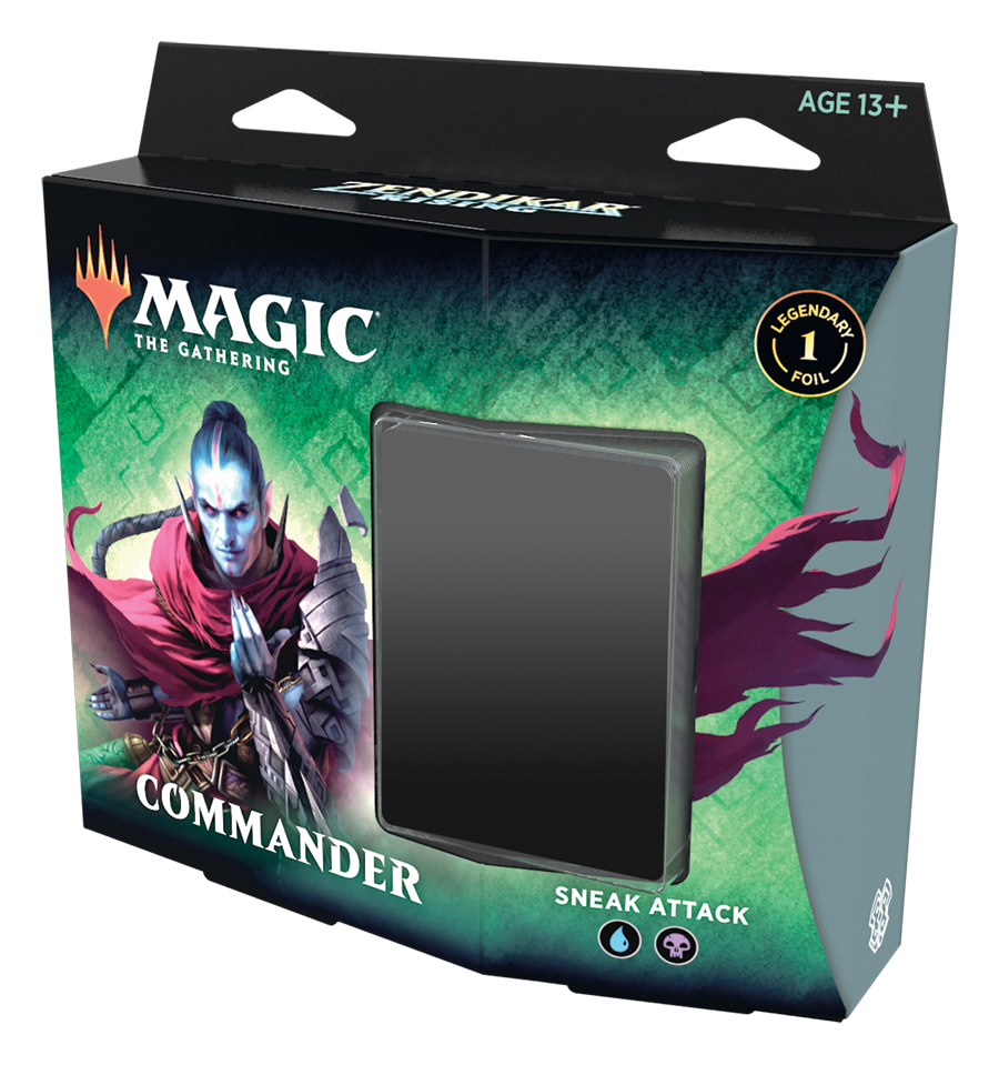 Magic the Gathering Commander Deck