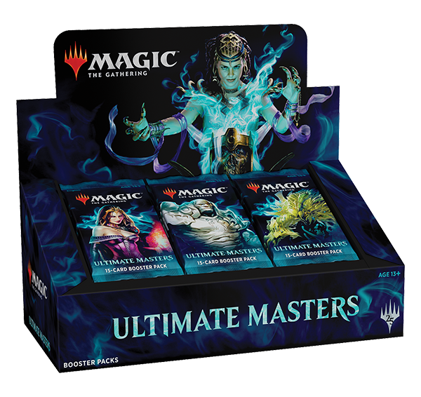 Ultimate Masters Booster Box | Spellbound Games