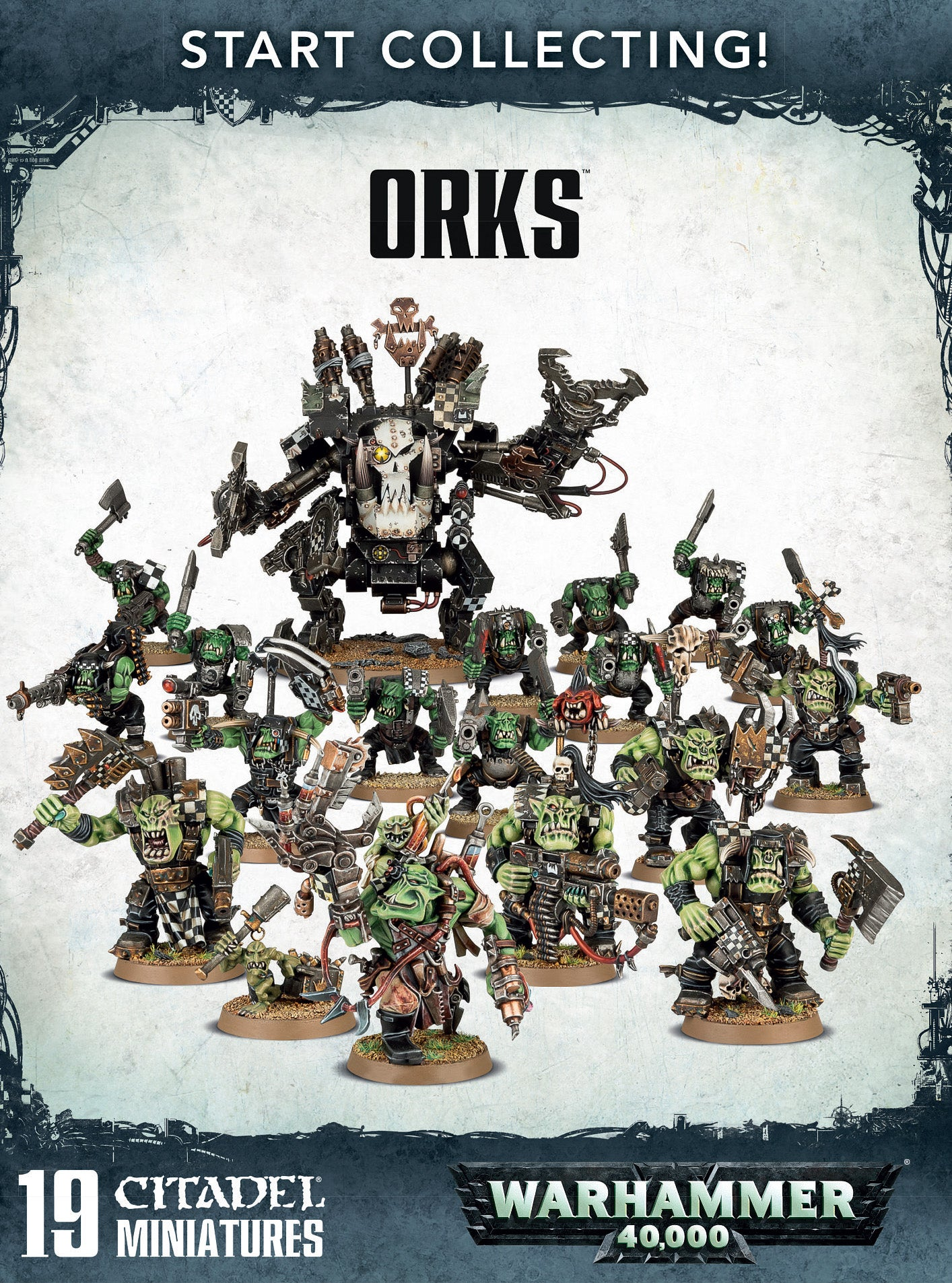 Start Collecting! Orks | Spellbound Games