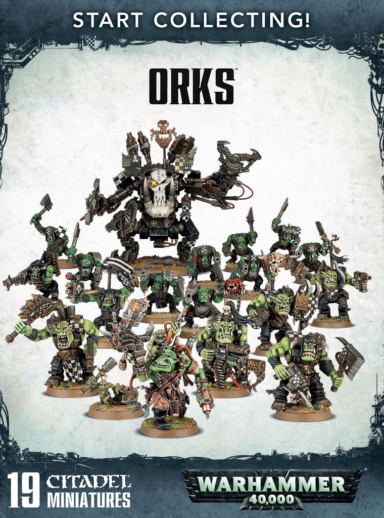 Start Collecting! Orks  | My Pop Culture | New Zealand