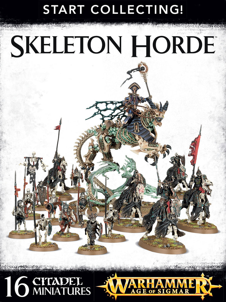Start Collecting! Skeleton Horde  | My Pop Culture | New Zealand