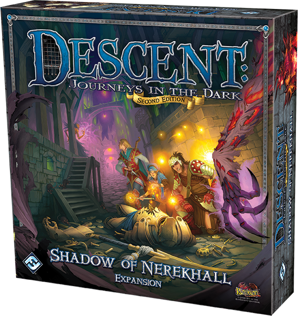 Descent: Shadow of Nerekhall | Spellbound Games