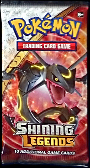 Shining Legends Booster Pack  | My Pop Culture | New Zealand