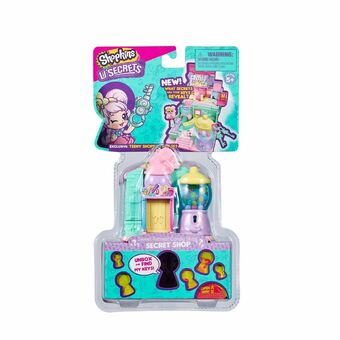 Shopkins Lil' Secrets Sweet Retreat Candy Shop | Spellbound Games
