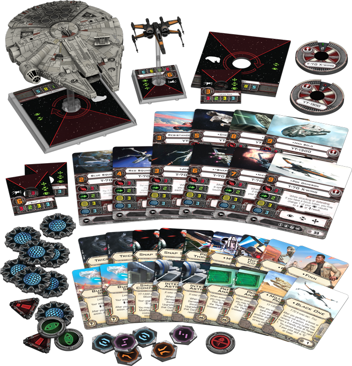Star Wars X-Wing: Heroes of the Resistance | Spellbound Games