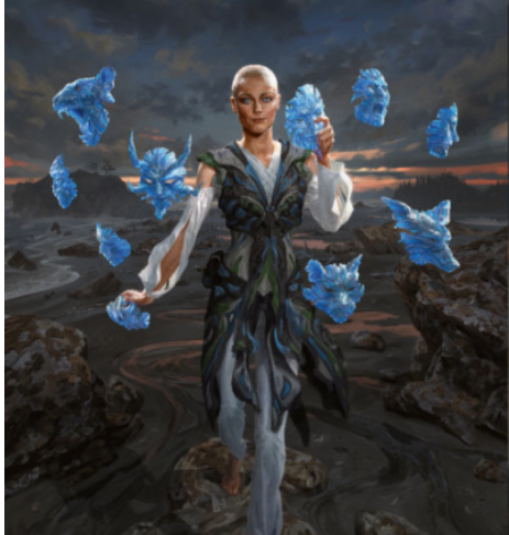 Adaptive Enchantment Commander Deck 2018 | Spellbound Games