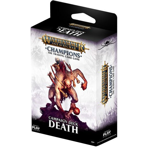 Age of Sigmar Champions Campaign Deck - Death | Spellbound Games
