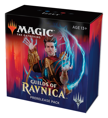 Guilds of Ravnica Prerelease Pack - Izzet League | Spellbound Games