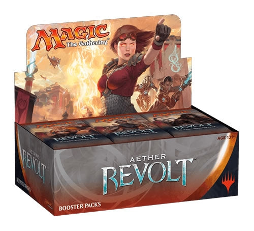 Aether Revolt Booster Box  | My Pop Culture | New Zealand
