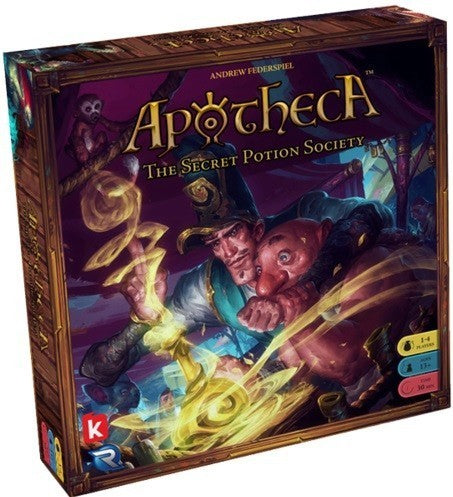 Apotheca the Secret Potion Society | Spellbound Games