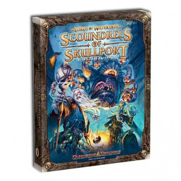 D&D Lords Of Waterdeep Scoundrels of Skullport Expansion | Spellbound Games