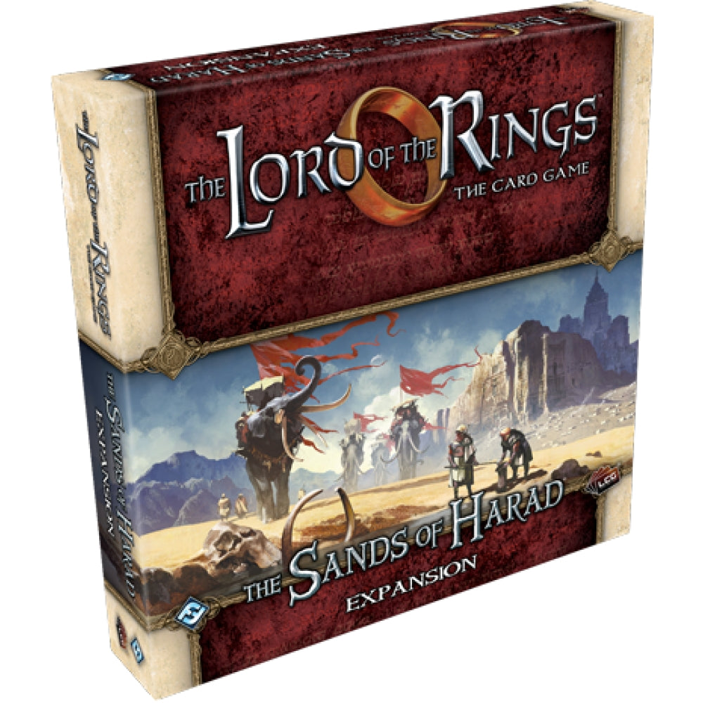 The Lord of The Rings : The Sands of Harad Expansion | Spellbound Games