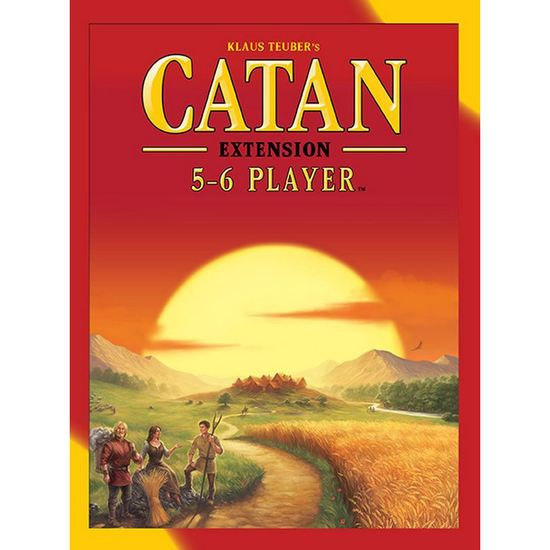 Catan 5-6 Player Extension - 5th Edition  | My Pop Culture | New Zealand