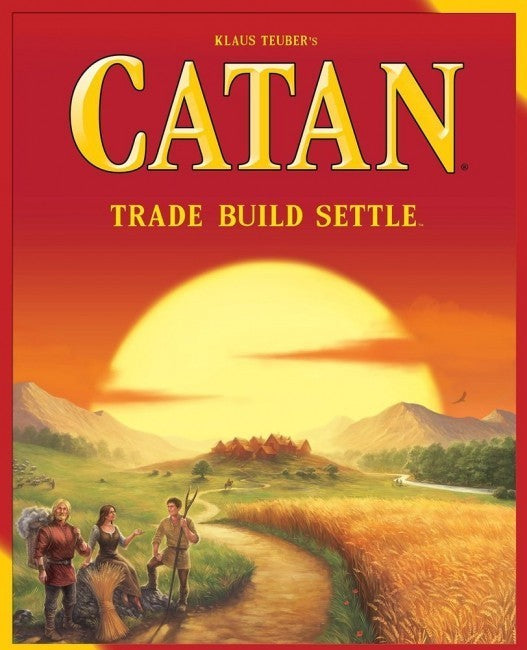 Catan Trade Build Settle | Spellbound Games