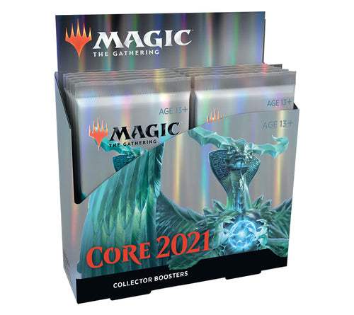 Core Set 2021 Collector Booster Box | Spellbound Games