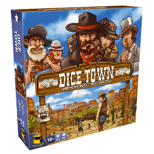 Dice Town Revised Edition  | My Pop Culture | New Zealand