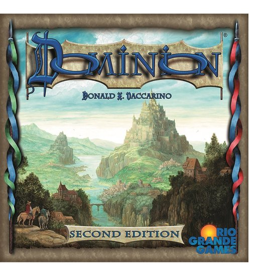 Dominion: Second Edition | Spellbound Games