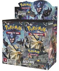 Ultra Prism Booster Box | Spellbound Games