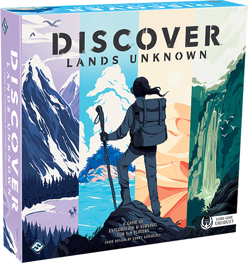 Discover Lands Unknown | Spellbound Games